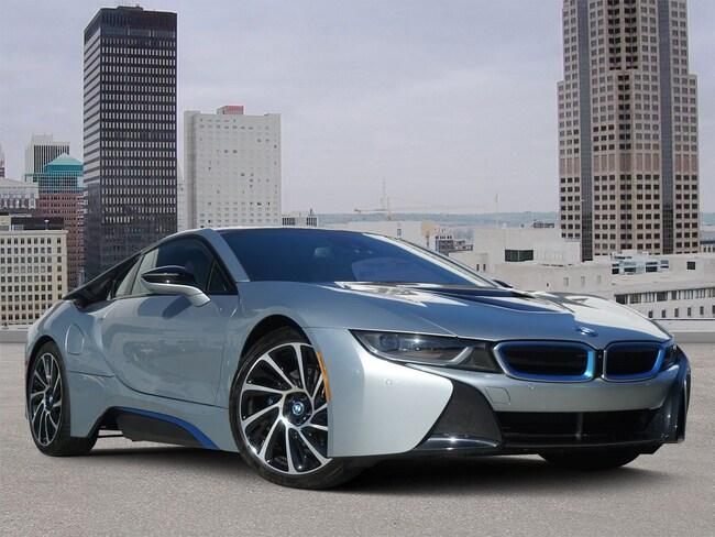 2014 BMW i8 Coupe