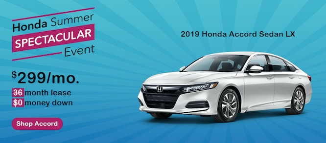 2019 Honda Accord Special Atlanta