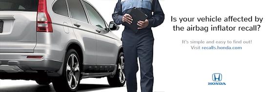 Owners Honda Com >> 2016 Honda Takata Airbag Inflators Recall For Honda Cr V Honda