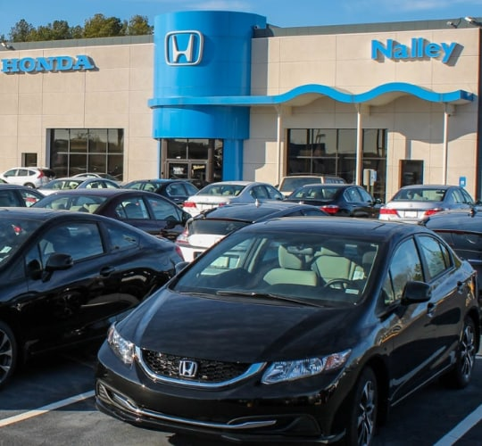 Welcome To Nalley Honda