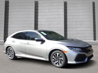 2018 Honda Civic LX Hatchback