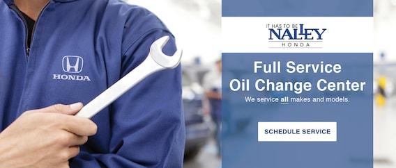 Honda Oil Change in Union City | Oil Change Union City, GA