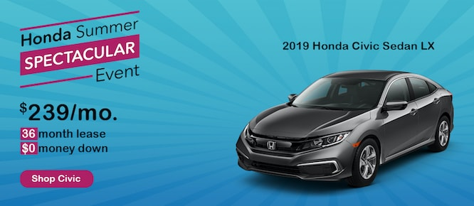 2019 Honda Civic Special Atlanta