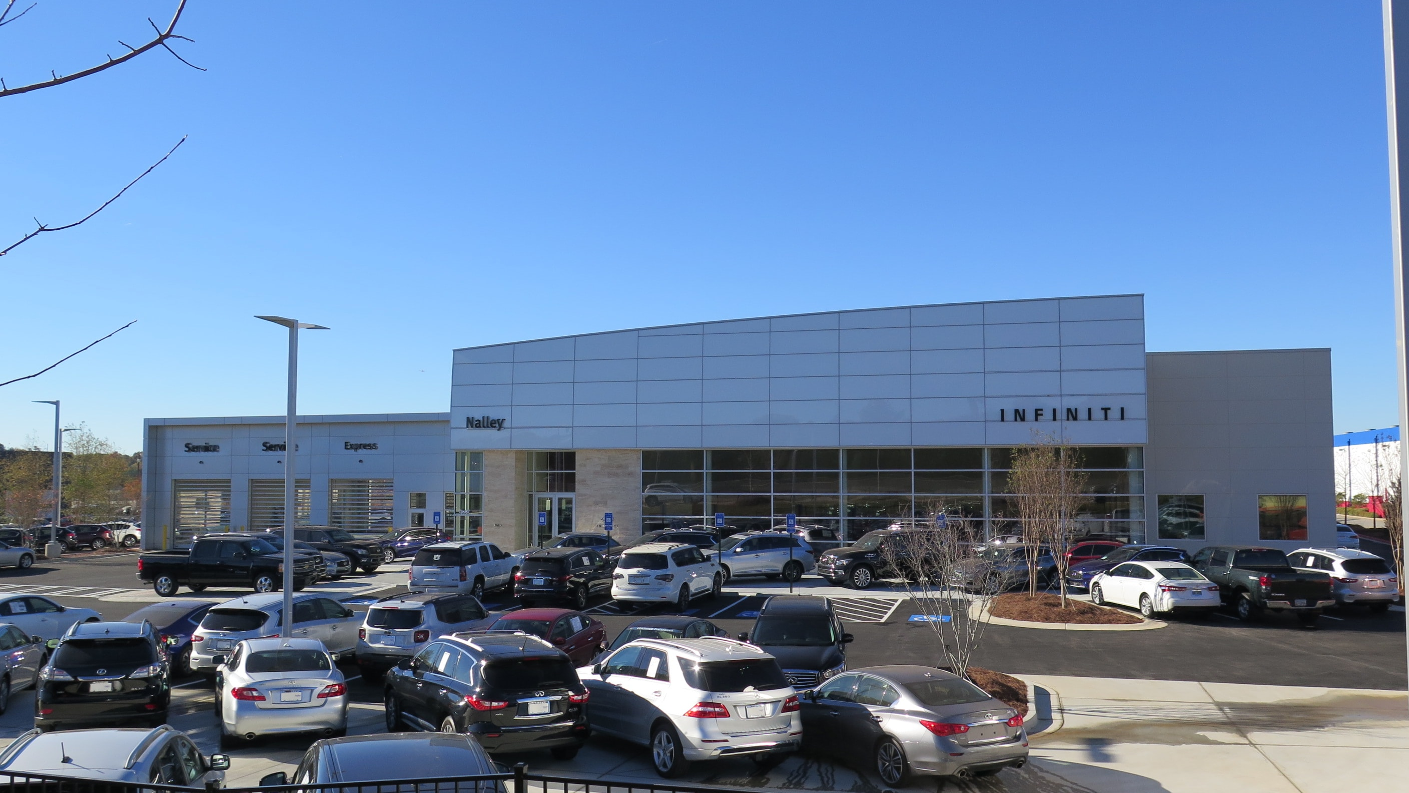 Nalley Infiniti Of Atlanta Our New Location In Doraville