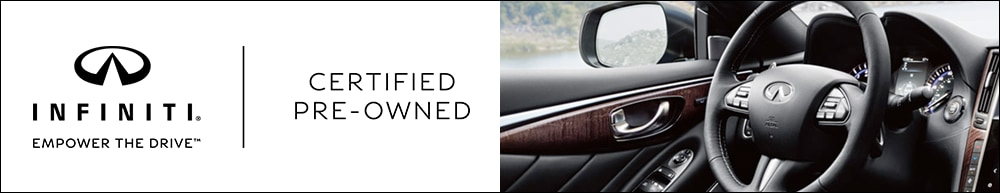 INFINITI Certified Pre-Owned