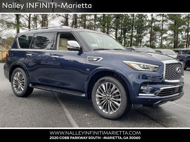 2019 Infiniti Qx80 Luxe For Sale Serving Atlanta Ga