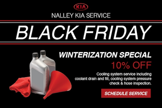Holiday Specials At Nalley Kia Service Coupons In Conyers Covington And Lithonia