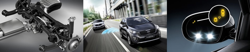 2017 Kia Sorento Features
