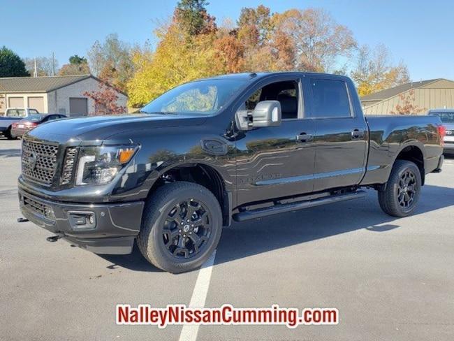 New 2019 Nissan Titan Xd Sl Diesel For Sale Serving Atlanta Ga