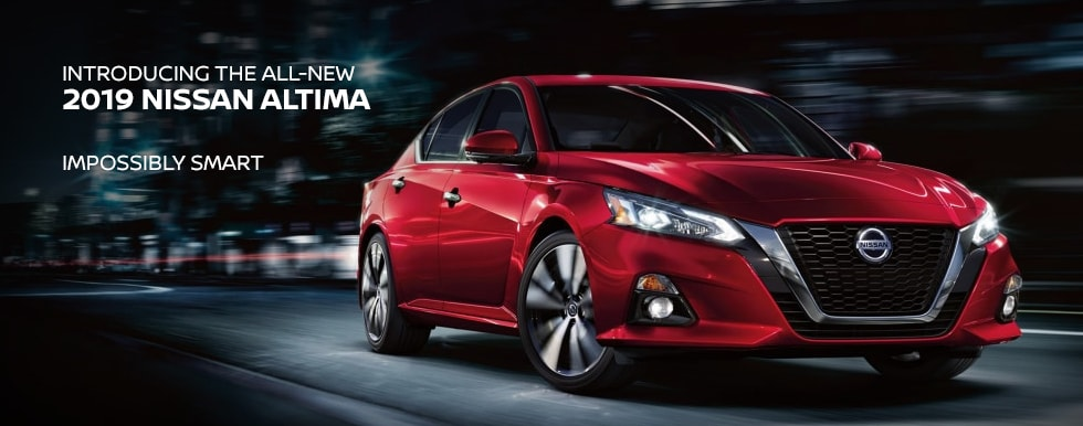 2019 Nissan Altima Launch