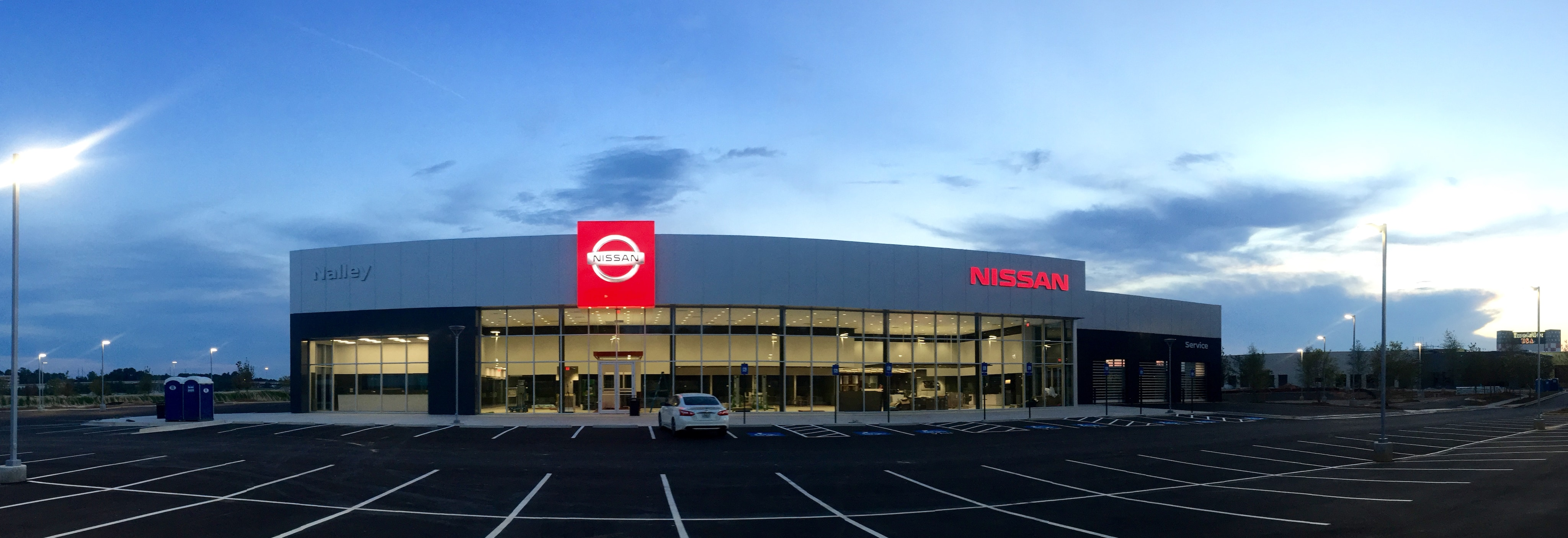 Great The New Nalley Nissan Of Atlanta Is Now Open!