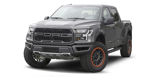2018 Roush F-150 Raptor