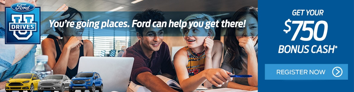Ford College Program
