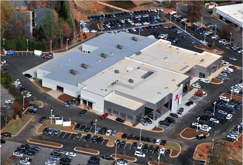 About Nalley Toyota Of Roswell New Toyota Amp Used Car