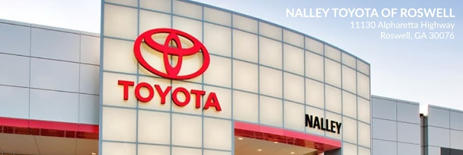 Toyota Research Center - Nalley Toyota of Roswell