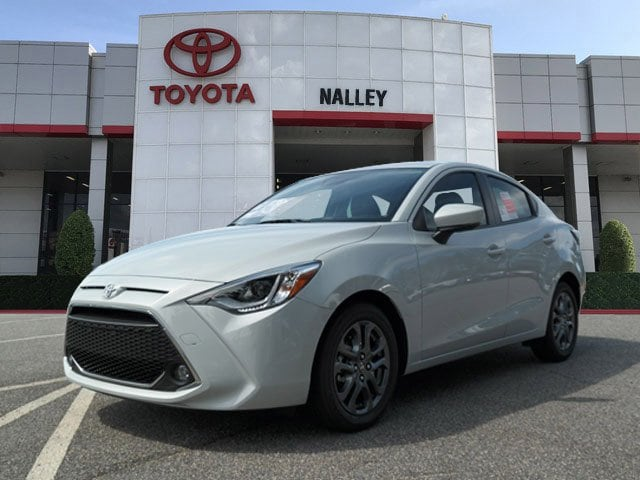 New 2019 Toyota Yaris XLE Sedan