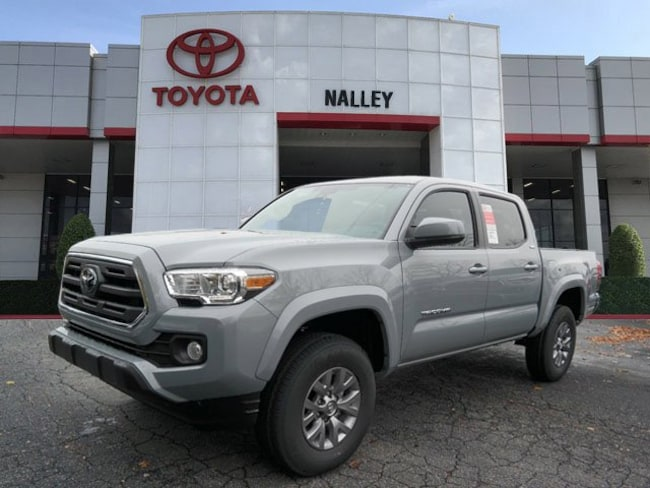 New 2019 Toyota Tacoma Sr5 For Sale Serving Atlanta Ga