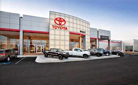 Nalley Toyota Roswell New Toyota Dealership Serving