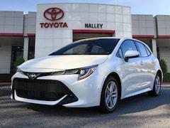 New 2019 Toyota Corolla Hatchback SE Hatchback for sale Philadelphia