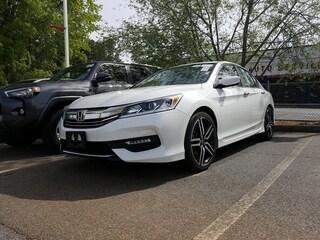 2016 Honda Accord Sedan Sport Sedan