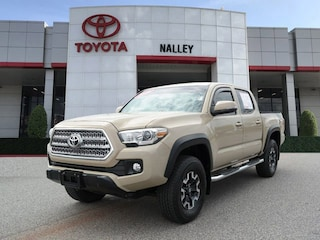 2016 Toyota Tacoma TRD Offroad Truck Double Cab