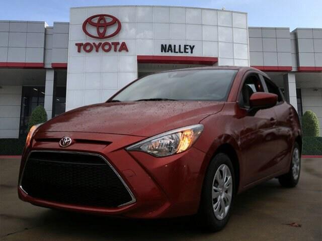 New 2019 Toyota Yaris Sedan L Sedan for sale Philadelphia