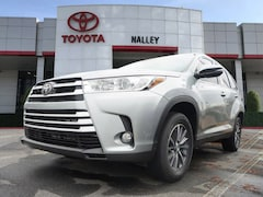 New 2019 Toyota Highlander XLE V6 SUV in Easton, MD