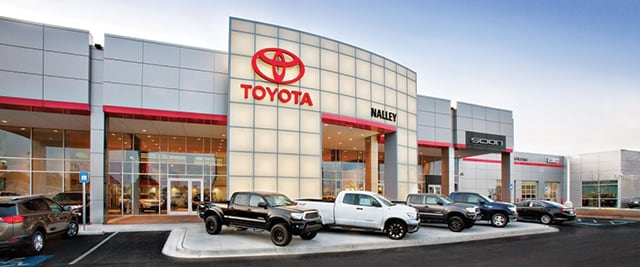 Nalley Toyota of Roswell