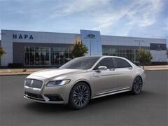 New 2019 Lincoln Continental Select Sedan K5614460 in Napa, CA