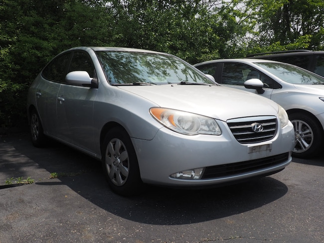 Used vehicles 2007 Hyundai Elantra GLS Sedan for sale near you in Arlington Heights, IL