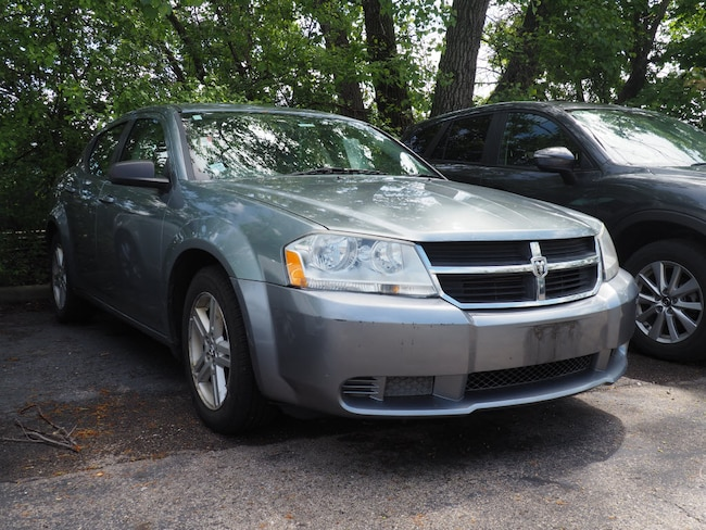 Used vehicles 2008 Dodge Avenger SXT Sedan for sale near you in Arlington Heights, IL