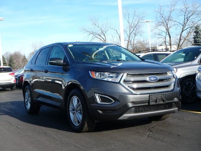 2015 Ford Edge For Sale >> Used 2015 Ford Edge For Sale At Napleton S Arlington Mazda Vin