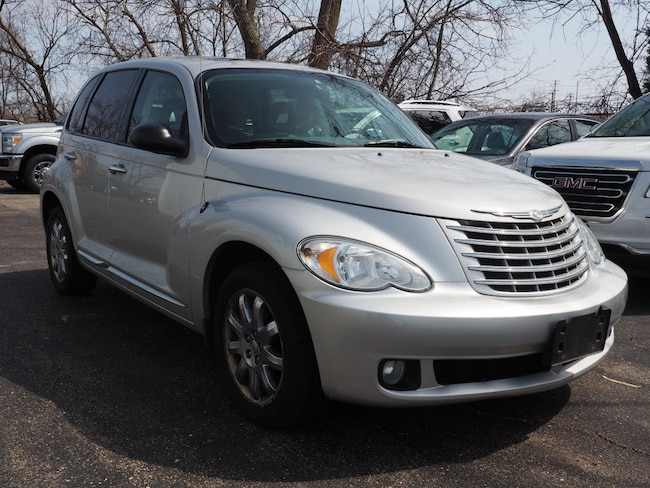 Used vehicles 2007 Chrysler PT Cruiser Limited SUV for sale near you in Arlington Heights, IL