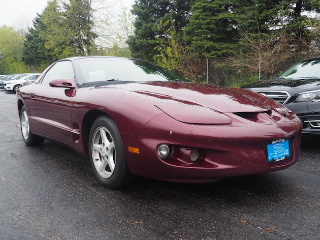 Used vehicles 2000 Pontiac Firebird Base Coupe for sale near you in Arlington Heights, IL