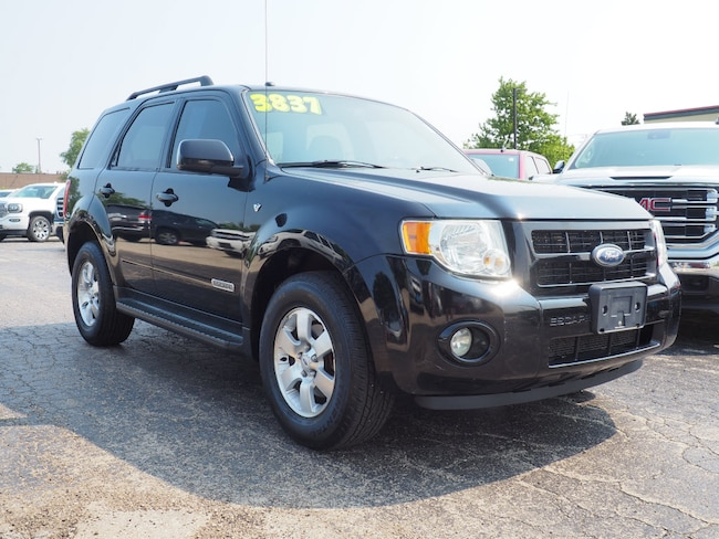 Used vehicles 2008 Ford Escape Limited 3.0L SUV for sale near you in Arlington Heights, IL