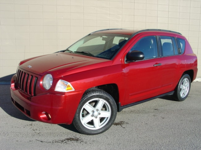 2010 Jeep Compass  Sport Front Wheel Drive. SUV