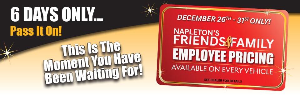 Friendsfamily Ed Napleton Automotive Group