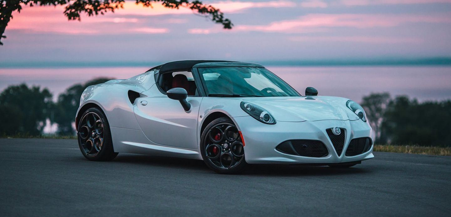 Alfa Romeo 4c >> 2019 Alfa Romeo 4c Spider Price Specs Features Photos