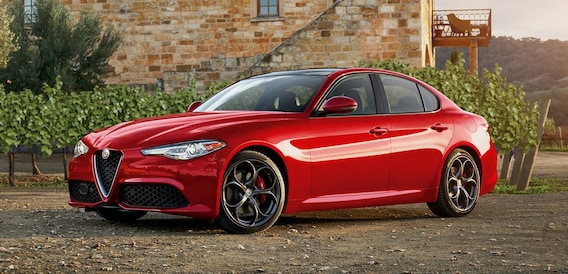 New Alfa Romeo Giulia Car Specs