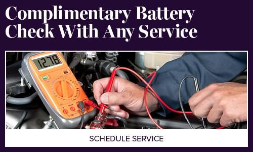 Battery Check - Jan