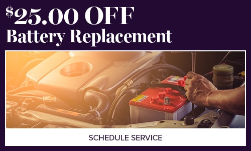 Battery Replacement - jan