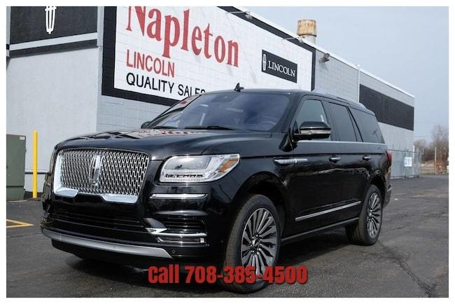 New 2019 Lincoln Navigator Reserve SUV in Calumet City, IL