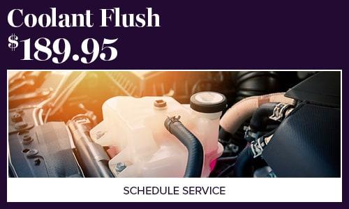 Coolant Flush - Jan