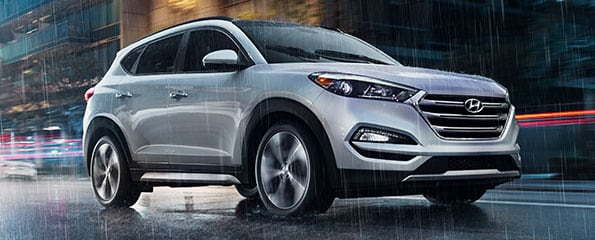 2020 Hyundai Tucson All-Wheel Drive