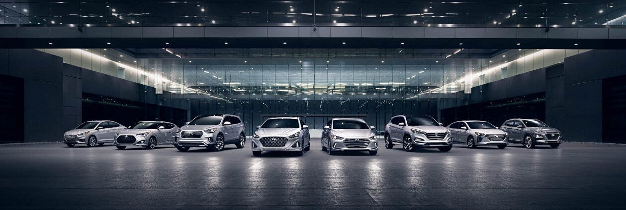 New Hyundai Model Lineup Photo