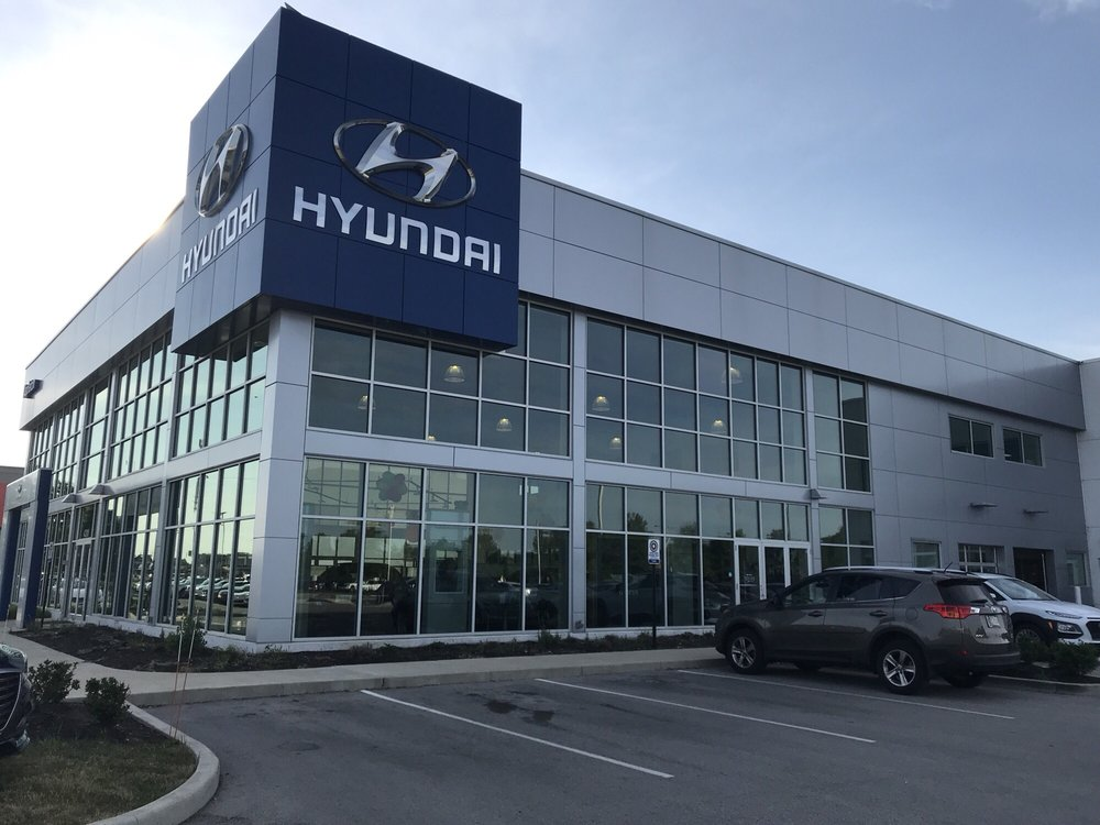Hyundai of Carmel Dealership Exterior Photo