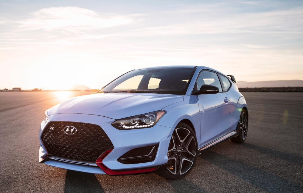 2020 Hyundai Veloster Sports Car Indianapolis, IN