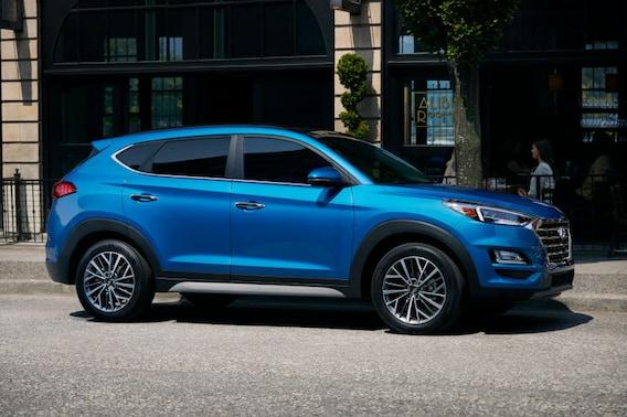 2020 Hyundai Tucson Suvs Indianapolis