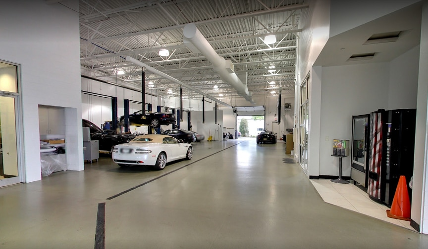 Maserati Service Department - Napleton Maserati of Downers Grove