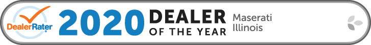 Napleton's Maserati of Downers Grove - 2020 DealerRater Dealer of the Year